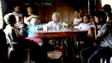 Nuon Chea and Family
